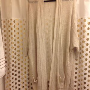 Old Navy Sweaters - Old Navy Long Cardigan 3X Plus size EUC